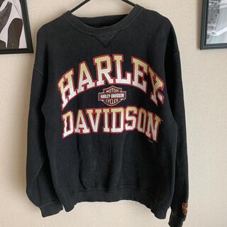 ハーレーダビッドソン(Harley Davidson)のHarley‐Davidson ハーレーダビッドソン スウェット トレーナー(スウェット)