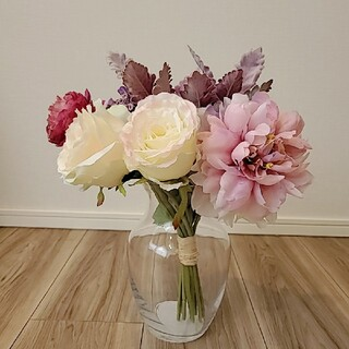 Francfranc - 生産終了 Francfranc フランフラン ウェディングブーケ 造花 花束