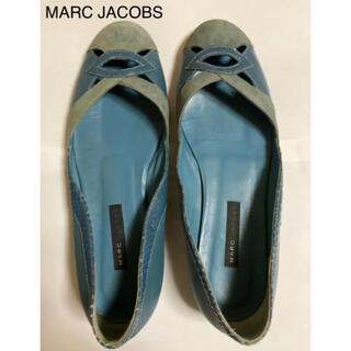 マークバイマークジェイコブス(MARC BY MARC JACOBS)のMARC JACOBS フラットシューズ(バレエシューズ)