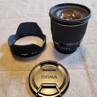 SIGMA 24mm F1.8 EX DG MACRO (Fマウント)