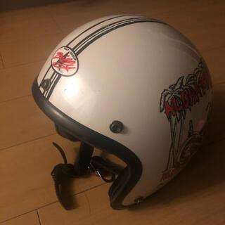 ジェットヘルメット(ヘルメット/シールド)