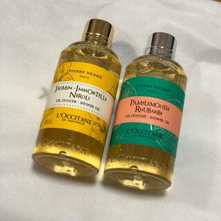 ロクシタン(L'OCCITANE)の新品 L'OCCITANE ピエールエルメコラボ シャワージェル(ボディソープ/石鹸)
