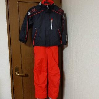 DESCENTE - ジュニア用スキーウェア サイズ130 DESCENTE