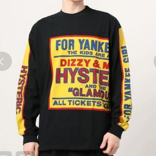 ヒステリックグラマー(HYSTERIC GLAMOUR)のDIZZY&MILKY Tシャツ(Tシャツ/カットソー(七分/長袖))