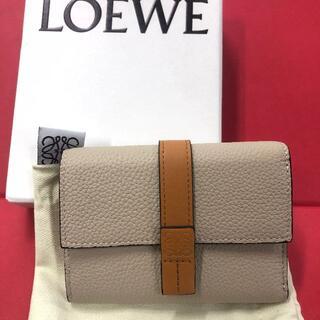 LOEWE - ロエベ グレンカーフスモールバーティカル財布