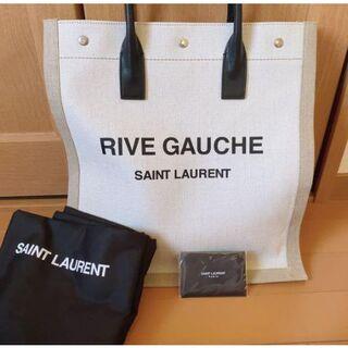 Saint Laurent - SAINT LAURENT ノエ キャンバストートバッグ