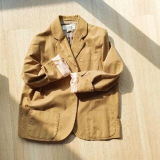 ウィムニールス(WIM NEELS)のdaily wim neels ジャケット ベージュ テーラードジャケット(テーラードジャケット)