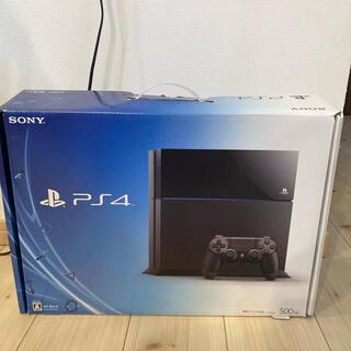 PlayStation4 - SSHD(1GB)換装済みSONY PlayStation4 本体