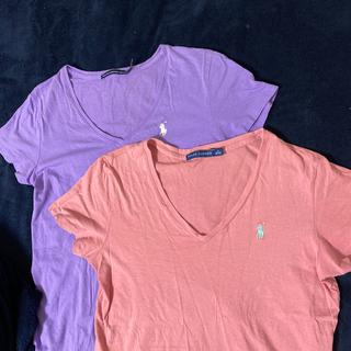 POLO RALPH LAUREN - ラルフローレン Tシャツ ロゴ 2枚セット
