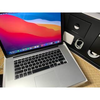 Mac (Apple) - 15インチmacbook  i7 16gb 512 office VGAカード