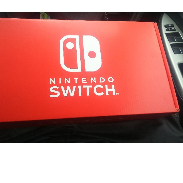 Nintendo Switch(ニンテンドースイッチ)のNintendoSwitch エンタメ/ホビーのゲームソフト/ゲーム機本体(家庭用ゲーム機本体)の商品写真