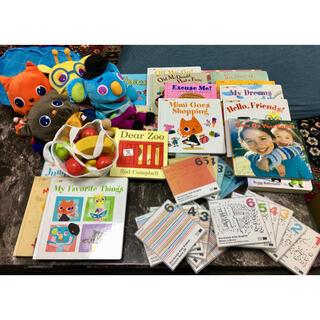 ワールドワイドキッズ CD & BOOK & パペット ☆ ベネッセ