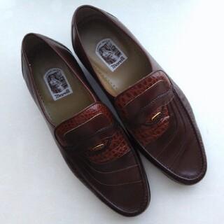 marelli マレリー ローファー ビジネスシューズ 革靴 26.5cm