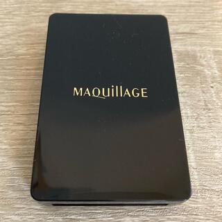 シセイドウ(SHISEIDO (資生堂))の新品・MAQuillAGE パフメイクスポンジ(その他)