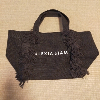 ALEXIA STAM - ALEXIA  STAM ミニトートーバッグ!