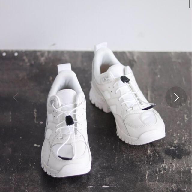 Plage(プラージュ)のBRAND BLACK スニーカー  プラージュ レディースの靴/シューズ(スニーカー)の商品写真