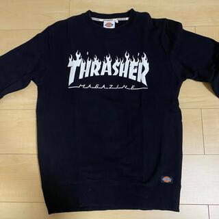 ディッキーズ(Dickies)のDickies×Thrasher /トレーナー(スウェット)