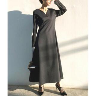Ameri VINTAGE - AMERI CHIC PEARL DRESS 新品 ドレス