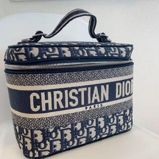 Dior - ディオール オブリーク バニティバッグ ポーチ