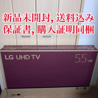 LG Electronics - 【新品未開封】LG IPSパネル55型4Kスマートテレビ 55UK6300PJF