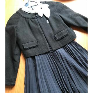 ポンポネット(pom ponette)のポンポネット フォーマルアンサンブル 130 入学式(ドレス/フォーマル)