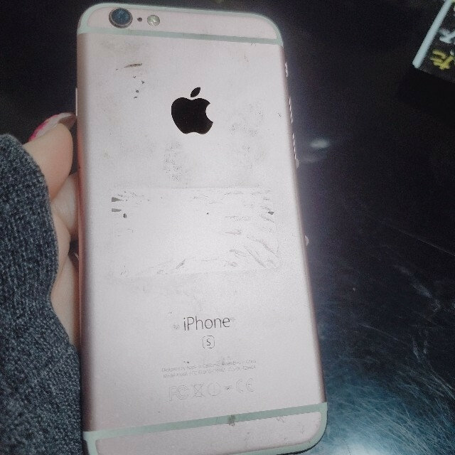 iPhone(アイフォーン)のiPhoneジャンク スマホ/家電/カメラのスマートフォン/携帯電話(スマートフォン本体)の商品写真