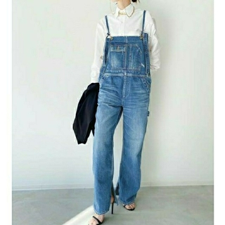L'Appartement DEUXIEME CLASSE - 新品 L'Appartement アパルトモン Denim Over ALL
