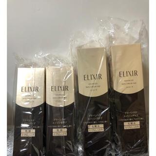 ELIXIR - 新品  エリクシール アドバンスド 化粧水&乳液 とてもしっとり 4本セット