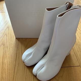 Maison Martin Margiela - 新品未使用 メゾン マルジェラ 足袋 ブーツ タビ 38 ホワイト 白
