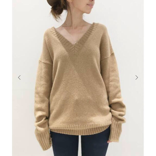 L'Appartement DEUXIEME CLASSE - V/N Basic KNIT 新品未使用