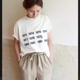 フレームワーク(FRAMeWORK)のyukiさま専用☆ボックスTシャツ(Tシャツ/カットソー(半袖/袖なし))