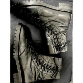 Yohji Yamamoto - yohji yamamoto pour homme 15AW ブーツ