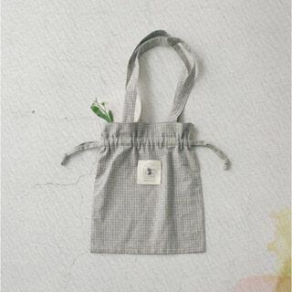 SM2 - 新品★サマンサモスモス35周年×Kazumi コラボ 限定ノベルティ 巾着バッグ