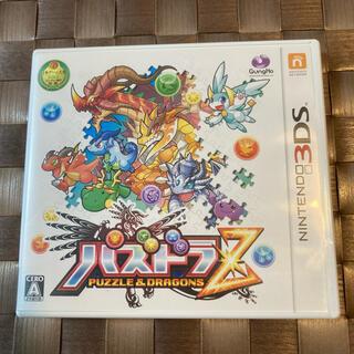 ニンテンドー3DS(ニンテンドー3DS)の【3DS】 パズドラZ PUZZLE & DRAGONS(携帯用ゲームソフト)