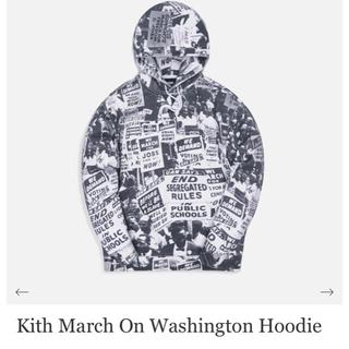 シュプリーム(Supreme)のKith Monday Program  March On Washington(パーカー)