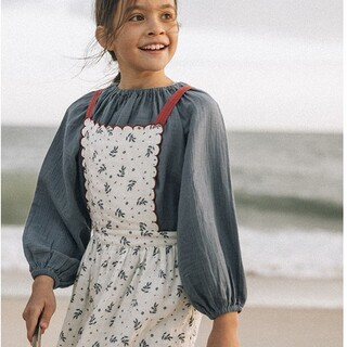 Caramel baby&child  - LiiLU エプロンスカート スカート 4Y