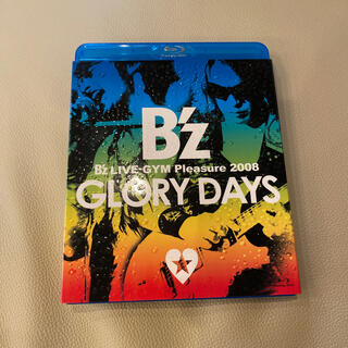 B'z LIVE-GYM Pleasure 2008-GLORY DAYS- B