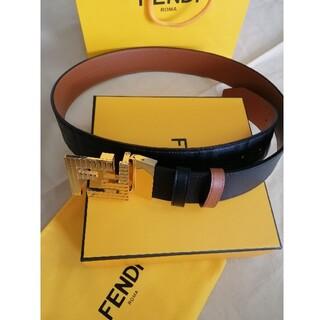 FENDI - 未使用(Fendiフェンデイ) ベルト 110 メンズ 本革