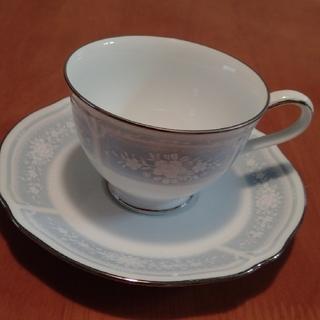 ノリタケ(Noritake)のノリタケ カップ&ソーサー1客(食器)