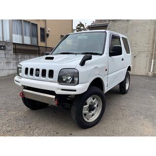 スズキ - 【コミコミ価格】車検2年付き‼︎ スズキ ジムニー XL 4WD MT車