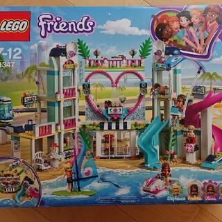 Lego - 美品!LEGOフレンズ   ハートレイクシティリゾート