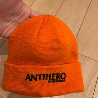 アンチヒーロー(ANTIHERO)のantihero  ニット帽(ニット帽/ビーニー)