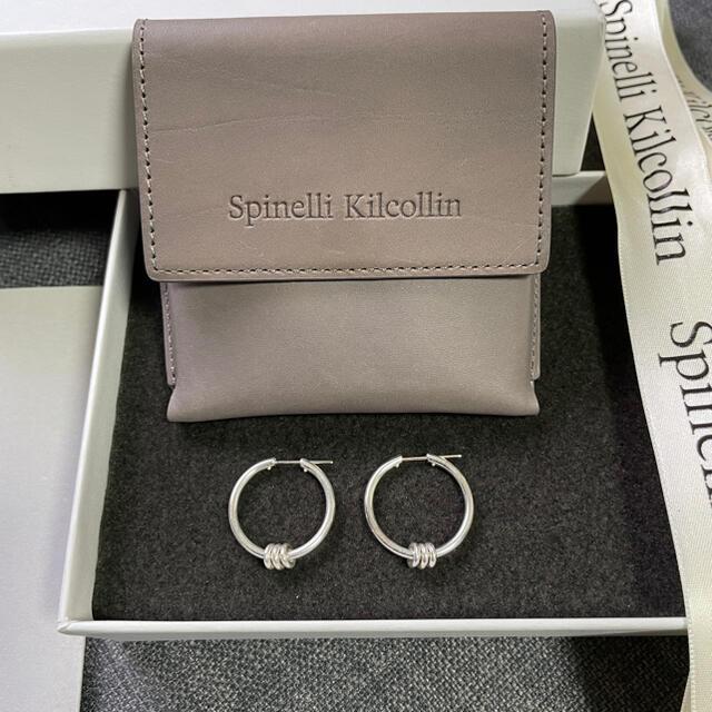 Ron Herman(ロンハーマン)の登坂広臣着用 Spinelli Kilcollin フープピアス メンズのアクセサリー(ピアス(両耳用))の商品写真