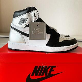 ナイキ(NIKE)のNIKE AIR JORDAN 1 HIGH OG SILVER TOE(スニーカー)