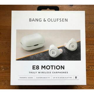 Apple - Bang&Olufsen バング&オルフセンBeoplay E8 motion