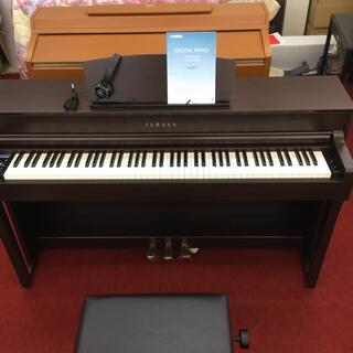 ヤマハ - ヤマハ電子ピアノ1つ前機種CLP6350島村楽器モデル2018年9月工場出新品同