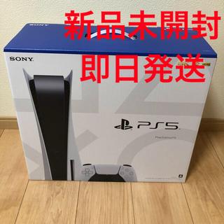 SONY - 新品 PS5 本体 CFI-1000A01 プレイステーション5 プレステ5
