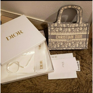 Christian Dior - diorミニトートバッグ