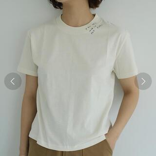 TODAYFUL - TODAYFUL エンブロイダリー Tシャツ