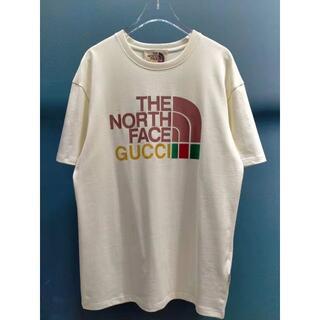 Gucci - ❂グッチ❂ ノースフェイス オーバーサイズ Tシャツ